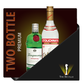 The Executive - The Seville Double Premium Bottle Service Package